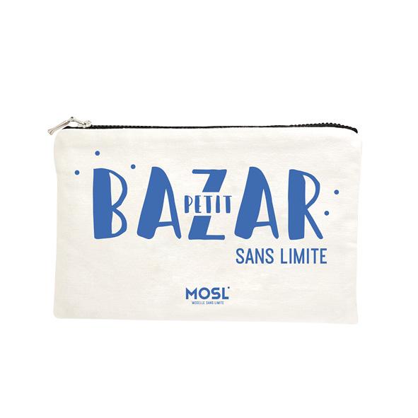 Trousse en toile Petit Bazar Sans Limite