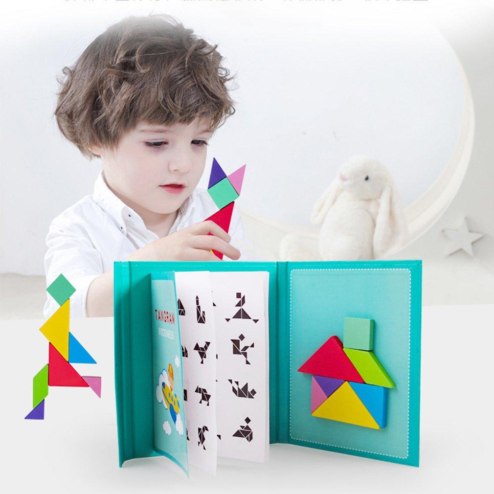Puzzle Tangram Montessori