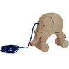 Jouet a tirer Alban l' Elephant