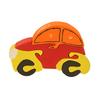puzzle voiture en bois artisanal