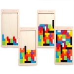Puzzle-Tangram-jeu educatif pour enfants-en-bois-passe-temps-Tetris-Cubes boutique jouet bomo