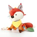 Peluche-doudou-renard-roux-a-suspendre-doux-doux-cadeau-naissance-noel-fete-anniversaire-bebe-enfant-jeu-jouet-bomo