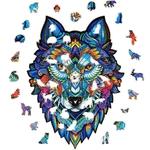 puzzle-en-bois-unique-animaux-totems-couleurs-harmonieuses-jeu-jouet-bomo-mysterieux-puzzle-loup