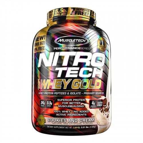 Nitro-Tech Whey Gold