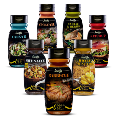 Sauce Servivita Zero Calorie
