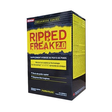 Ripped Freak 2.0 60 caps