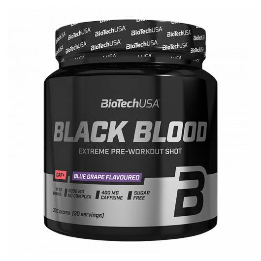 Black Blood CAF+