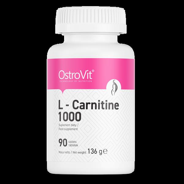 L-Carnitine 1000 90 tabs