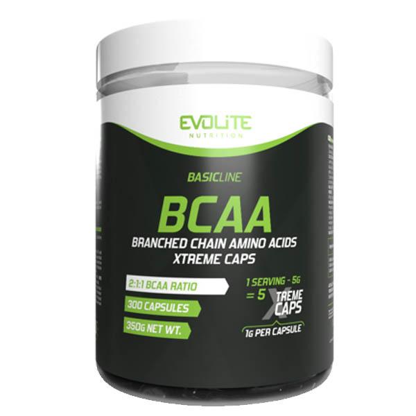 BCAA 2:1:1 Xtreme 300caps