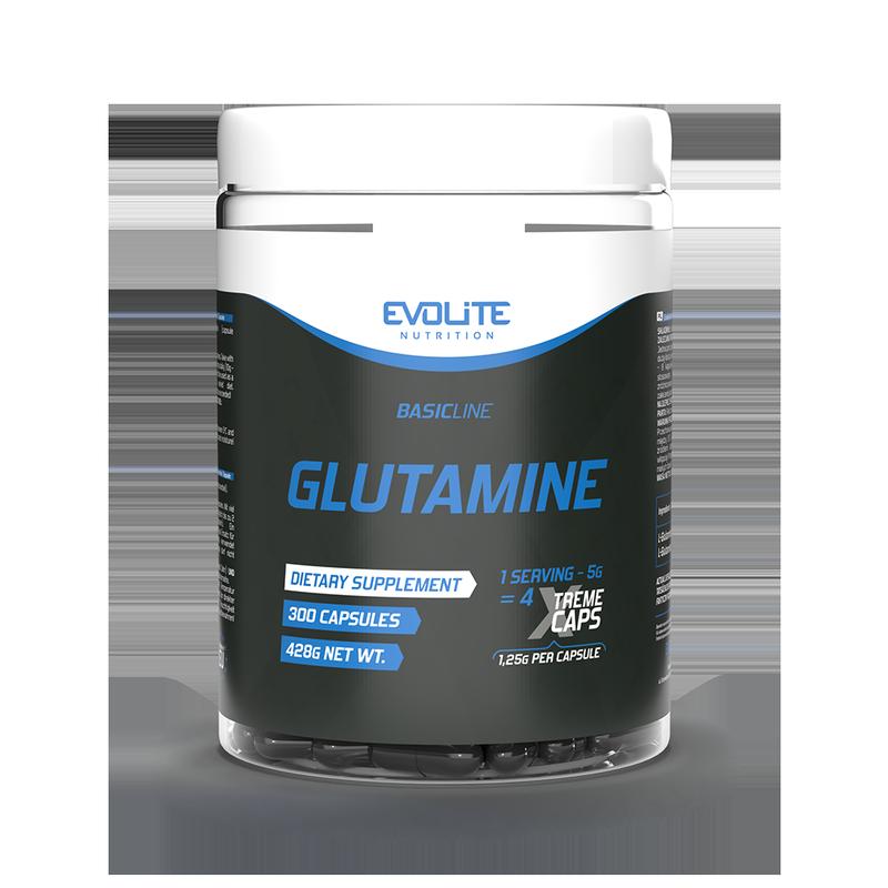 Glutamine Xtreme 300 capsules