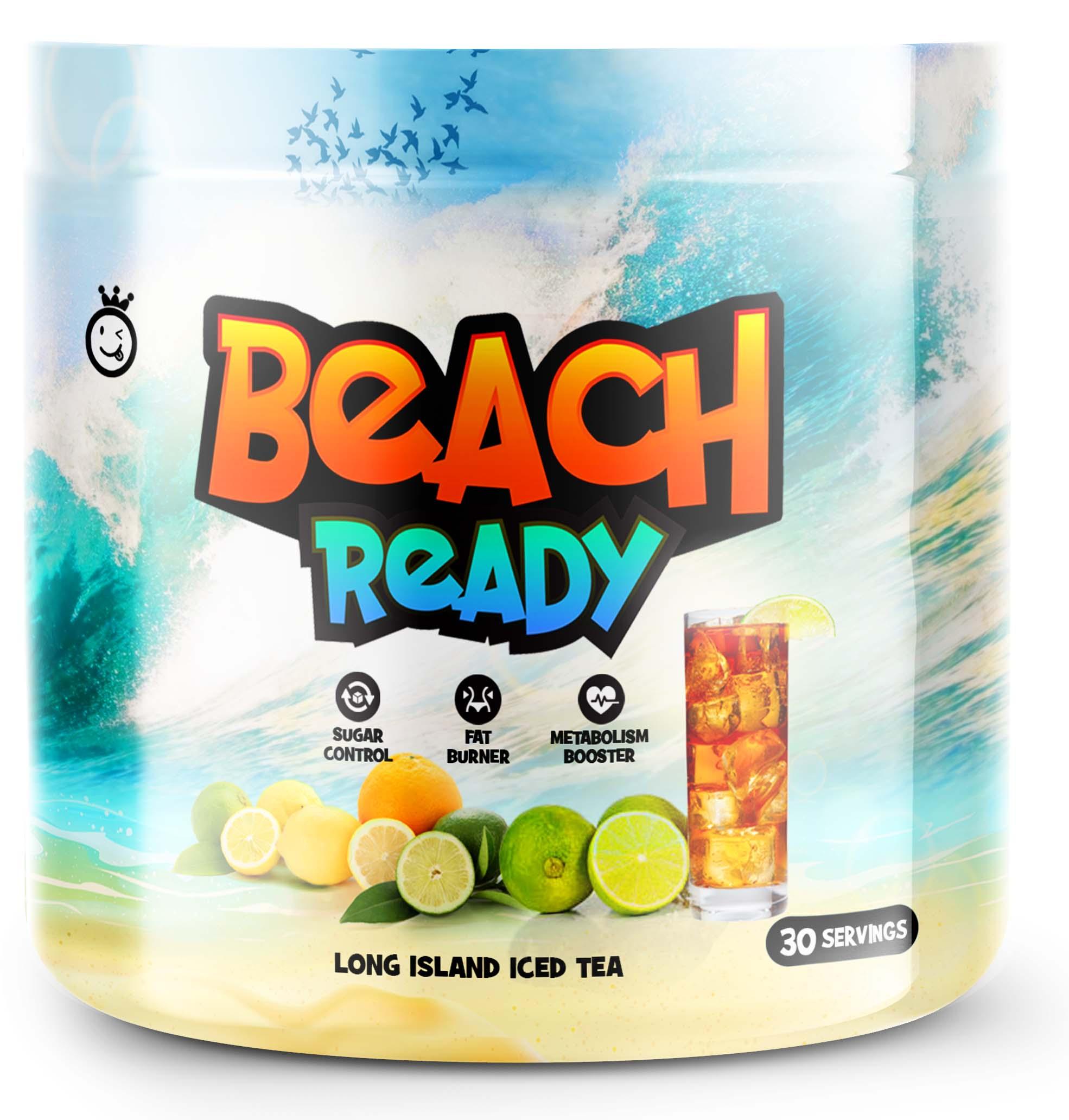 Beach Ready Sans Caféine 30 doses