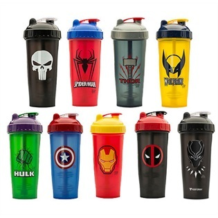 Shaker Marvel Hero Séries