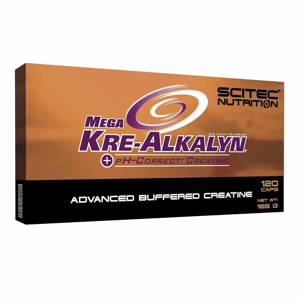 Mega Kre-Alkalyn 120 caps