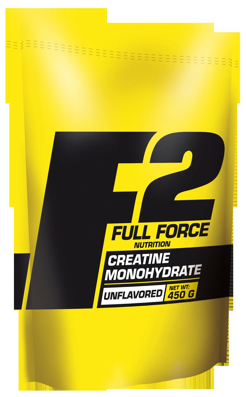 F2 Creatine Monohydrate 450g