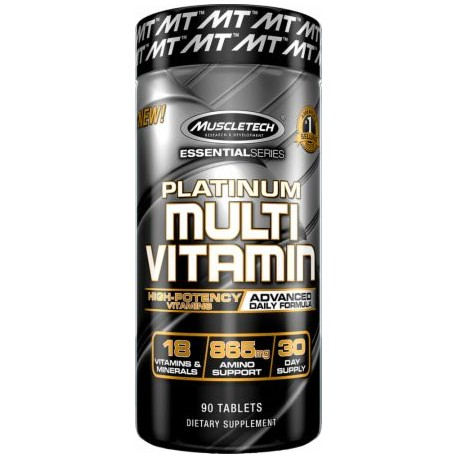 Platinum Multivitamin 90 tabs