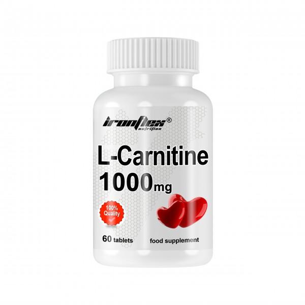 L-carnitine 1000mg 60 tabs