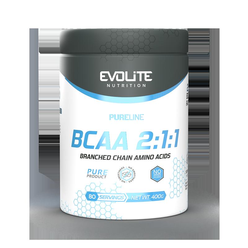 BCAA 2.1.1 400g Neutre