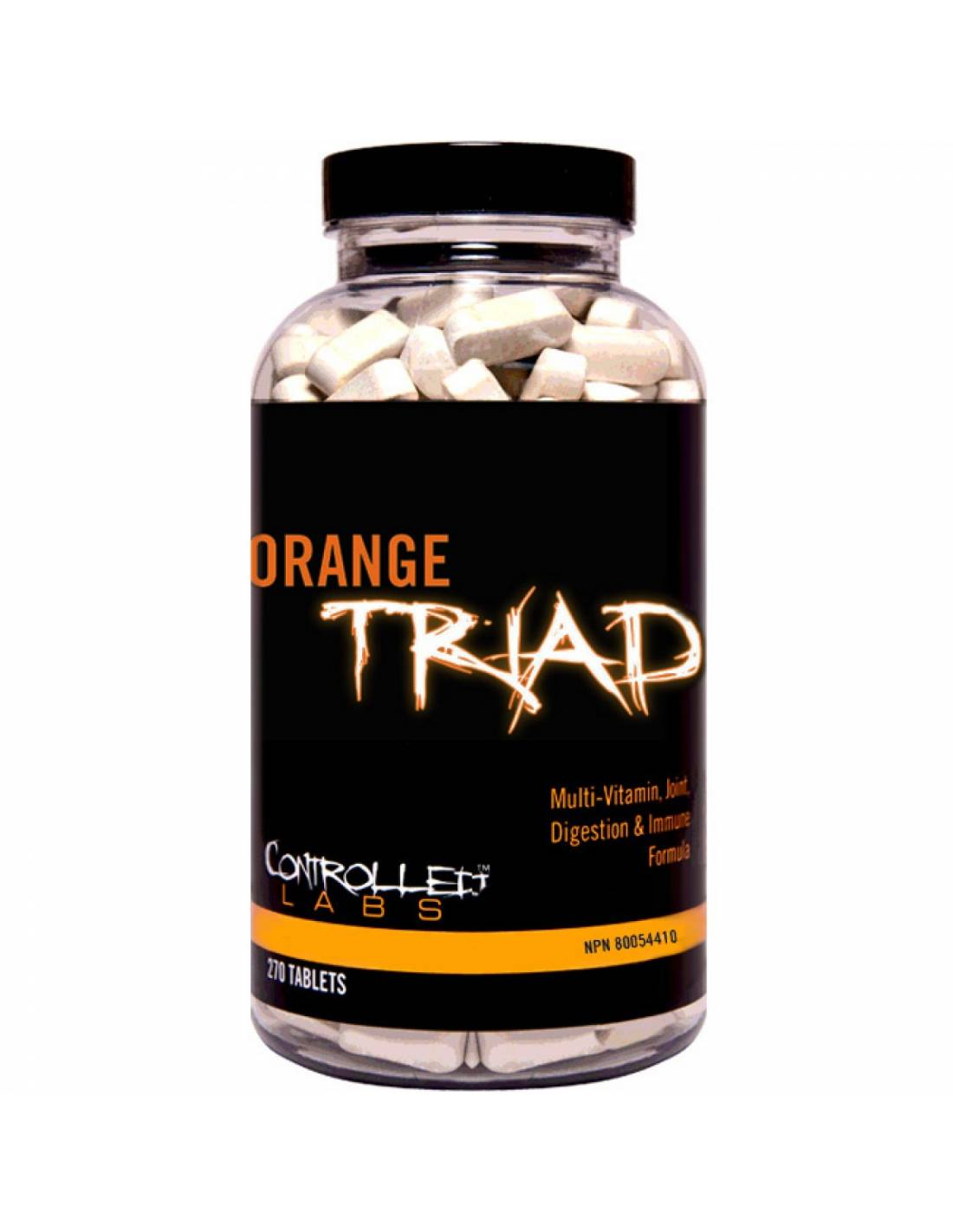 Orange Triad 270tabs