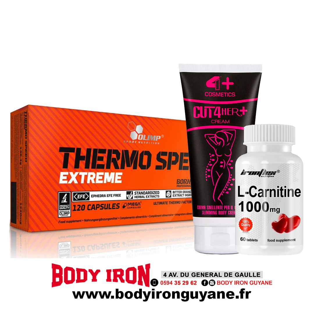 Pack Thermo Speed Extreme !