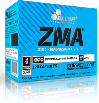ZMA OLIMP 120 CAPS
