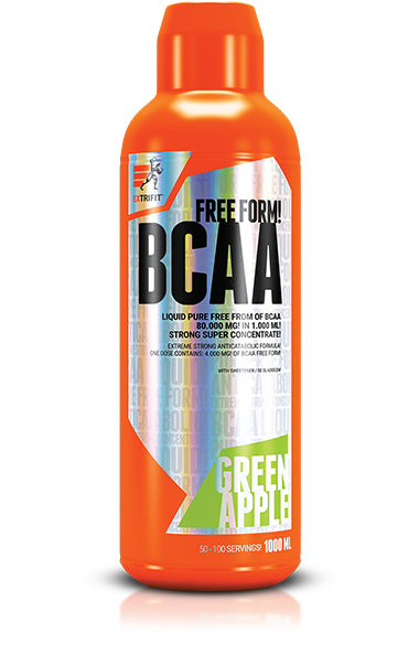 BCAA Liquid 2:1:1 1L 80000 MG