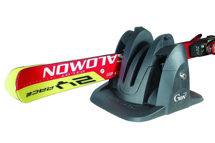 porte ski magn tique shark 2 paires de skis ou 2
