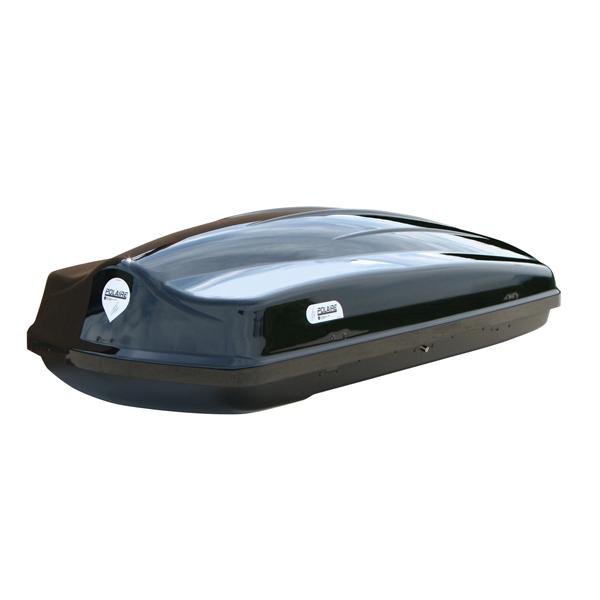 coffre de toit voyager 430l noir porte skis et accessoires pro chaines neige. Black Bedroom Furniture Sets. Home Design Ideas