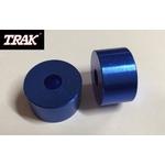 Pièce détachée TRAK - Lot de 2 rondelles de fix (cale bleu) TRAK