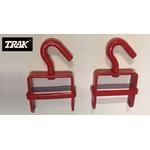 Pièce détachée TRAK - Lot de 2 crochets de tension TRAK