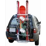 Porte Ski GEV 4x4 - SUV - 5 paires de skis ou 2 Snowboards + 1 paire de skis