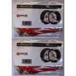 Pack de 2 kits de réparation pour chaines neige VL