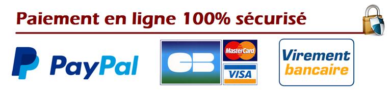 Paiement en ligne 10% sécurisé 2