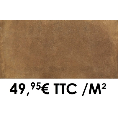 Carrelage 20mm Marazzi 50x100cm Cotto Toscana20 Ocra