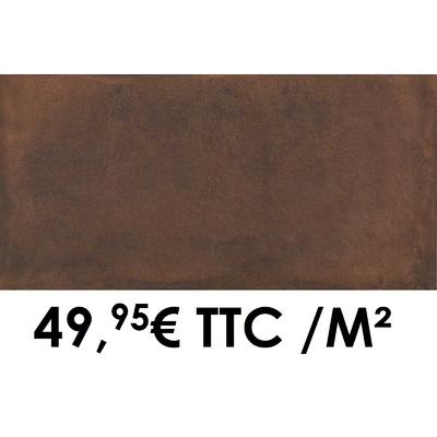 Carrelage 20mm Marazzi 50x100cm Cotto Toscana20 Rosso