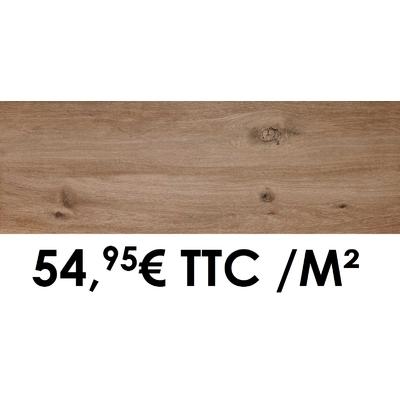 Carrelage 20mm Marazzi 40x120cm Treverkhome20 Larice