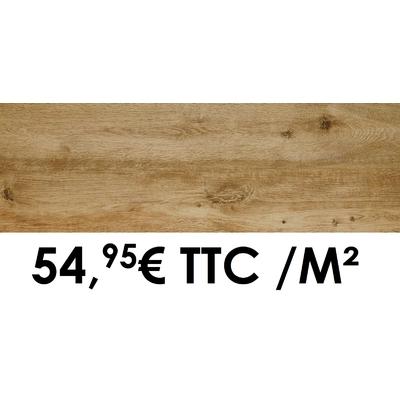 Carrelage 20mm Marazzi 40x120cm Treverkhome20 Rovere