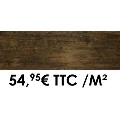Carrelage 20mm Marazzi 40x120cm Treverkhome20 Quercia