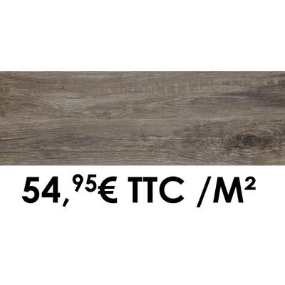 Carrelage 20mm Marazzi 40x120cm Treverkmade20 Caramel