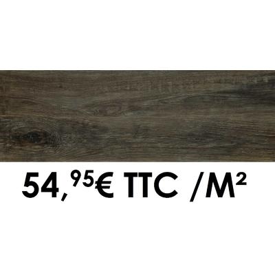 Carrelage 20mm Marazzi 40x120cm Treverkmade20 Cognac