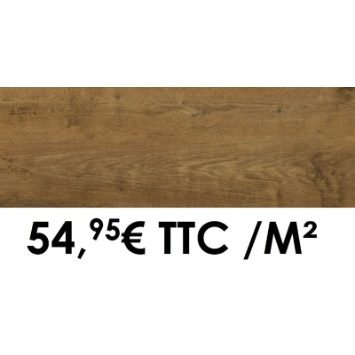 Carrelage 20mm Marazzi 40x120cm Treverkdear20 Natural