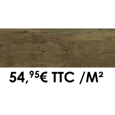 Carrelage 20mm Marazzi 40x120cm Treverkdear20 Brown