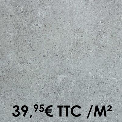 Carrelage 20mm Marazzi 60x60cm Gris Fleury20 Grigio