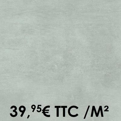 Carrelage 20mm Marazzi 60x60cm Plaster20 Grey