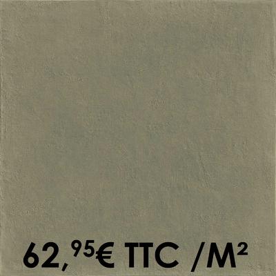 Carrelage 20mm Marazzi 80x80cm Material20 Greige