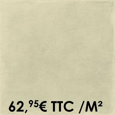 Carrelage 20mm Marazzi 80x80cm Material20 Beige