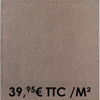 Carrelage 20mm Marazzi 60x60cm SistemN20 Tortora