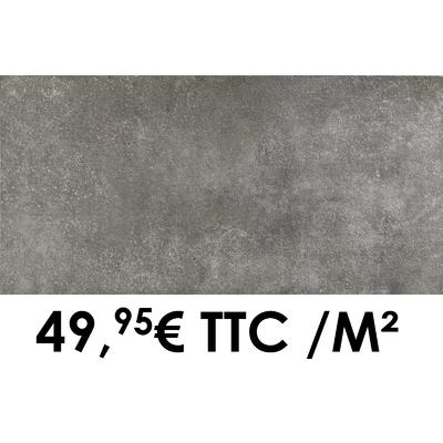 Carrelage 20mm Marazzi 50x100cm Memento20 Grigio