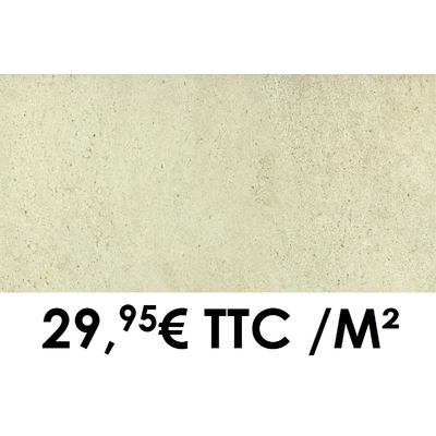 Carrelage Marazzi 30x60cm Stonework White