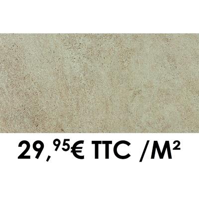 Carrelage Marazzi 30x60cm Stonework Taupe