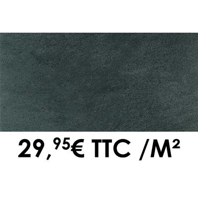 Carrelage Marazzi 30x60cm Stonework Anthracite